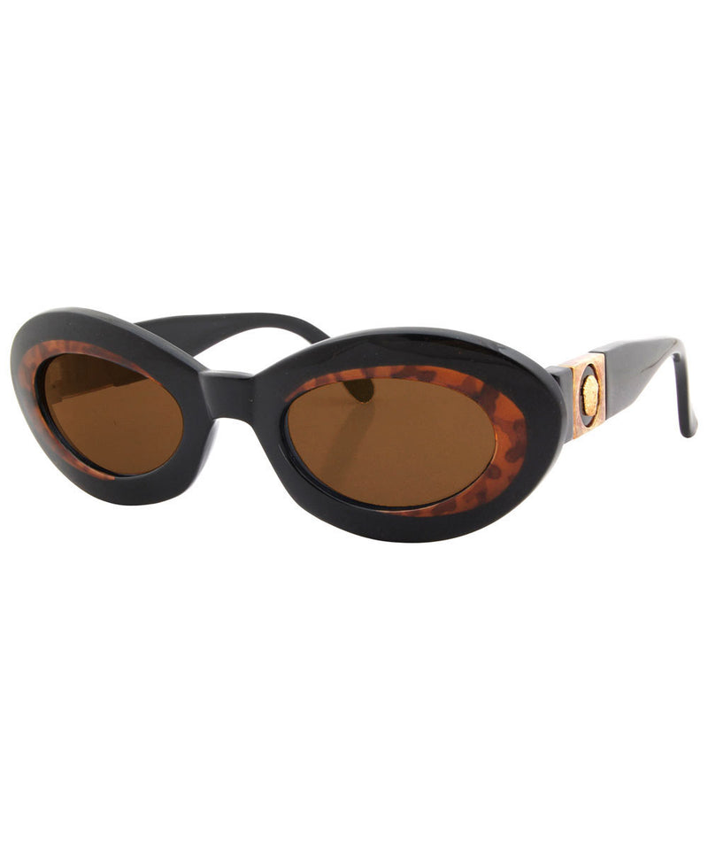 zeus copper brown sunglasses