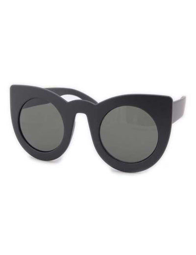 znotz matte black sunglasses