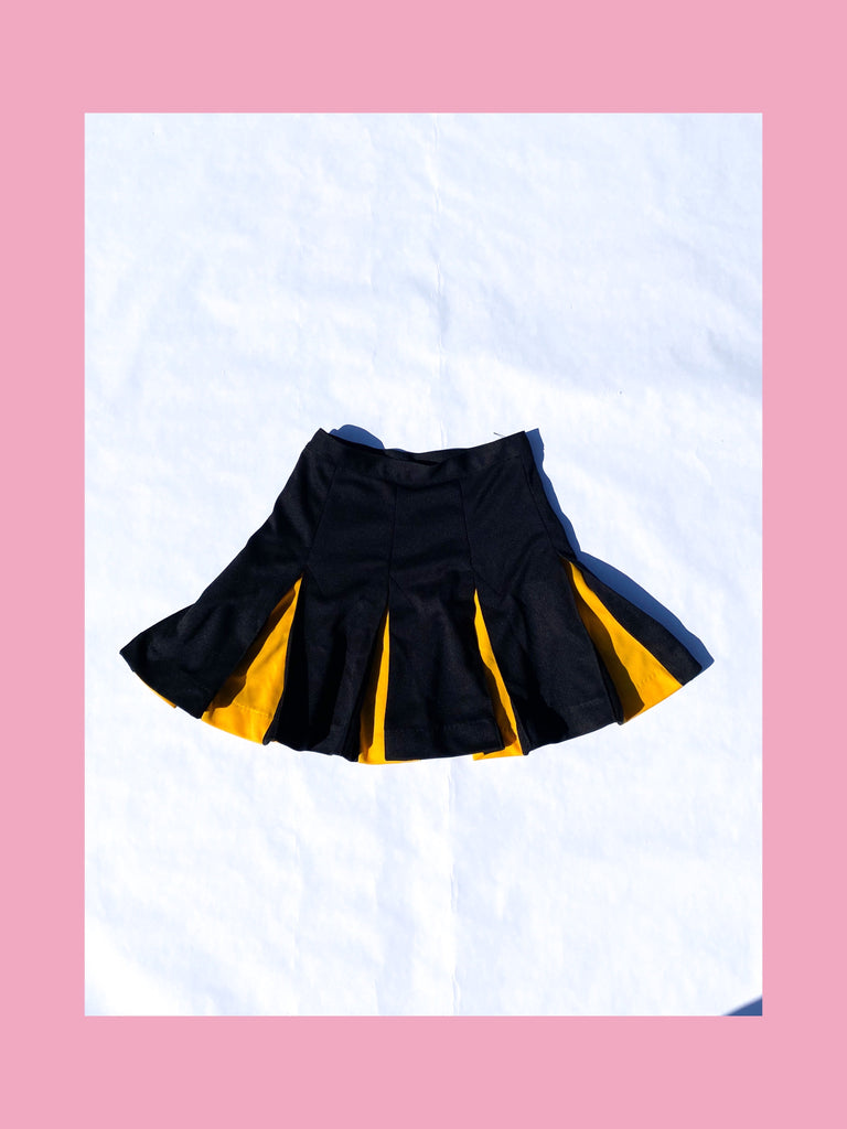 The Real Real Cheerleader Skirt