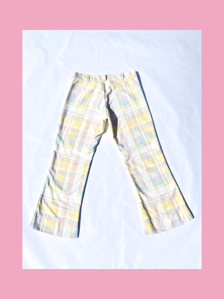 70s Spring Trousers