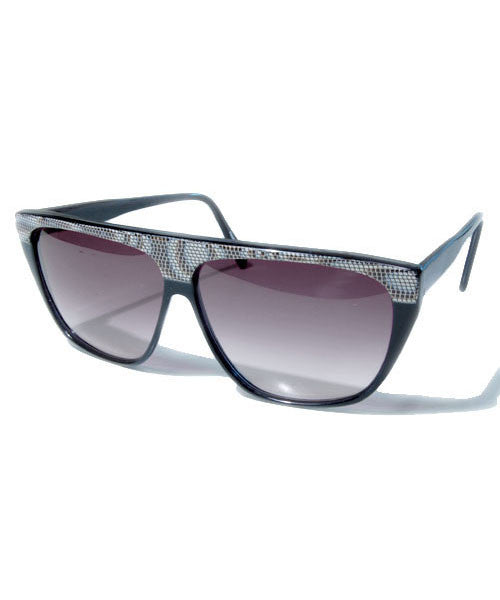 stepchild black sunglasses