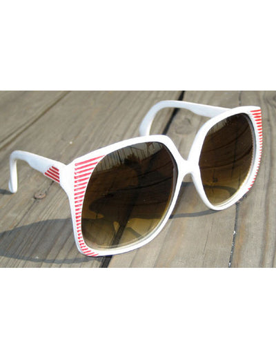 santa ana white sunglasses