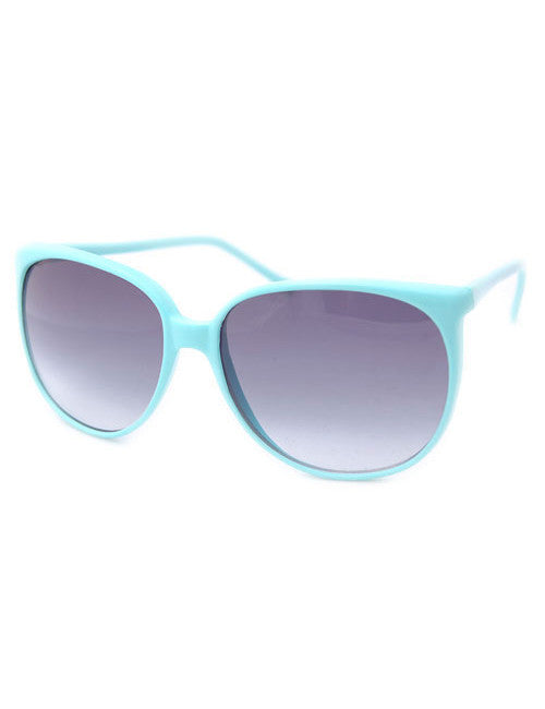 babe mint sunglasses