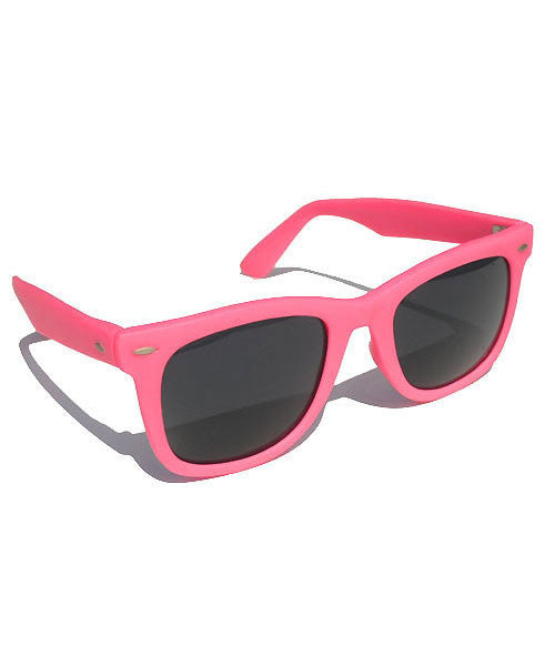 metro hot pink sunglasses