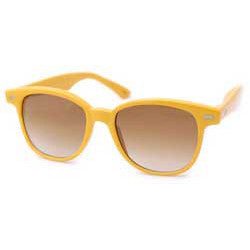 rivers yellow sunglasses