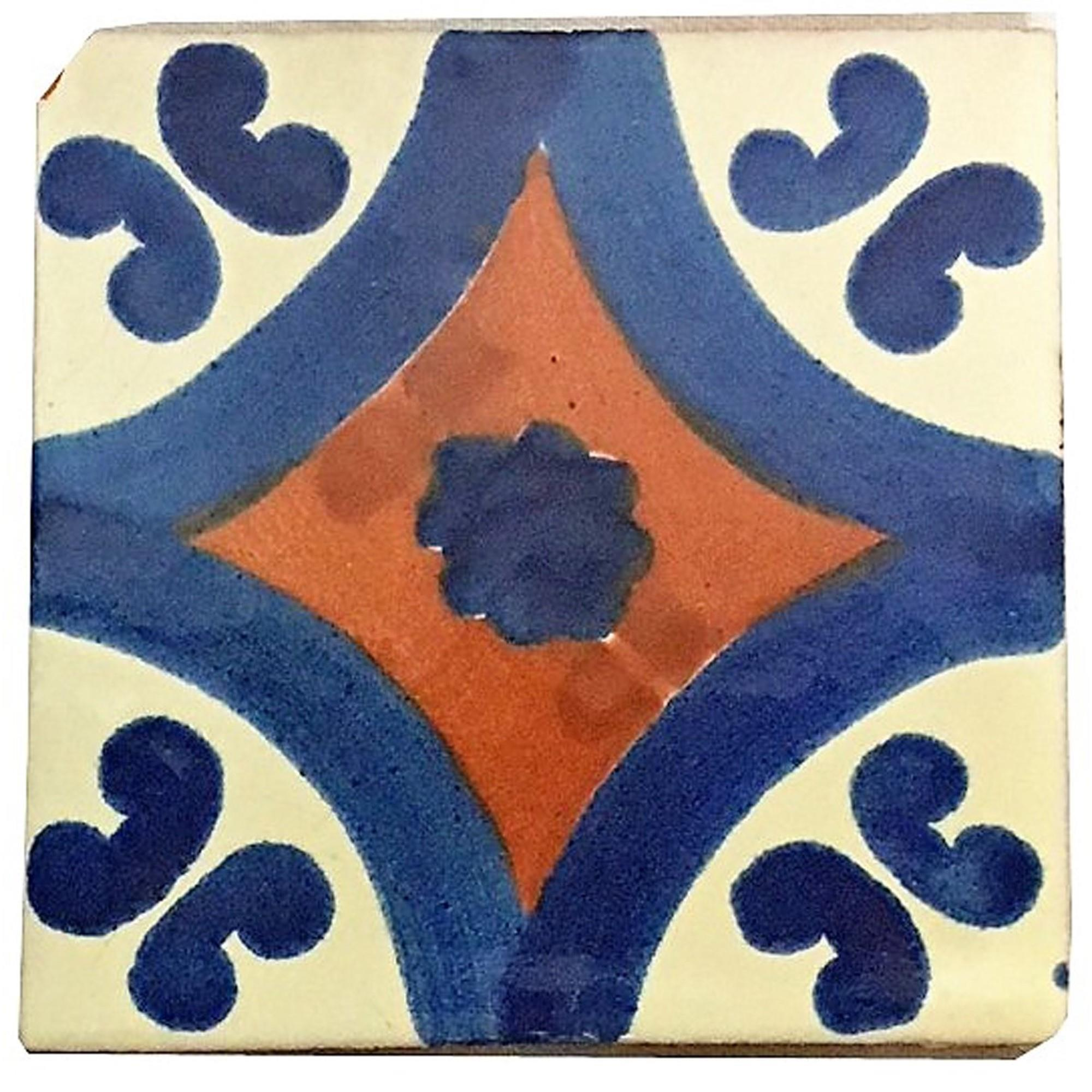 Hand Painted Coaster Tiles