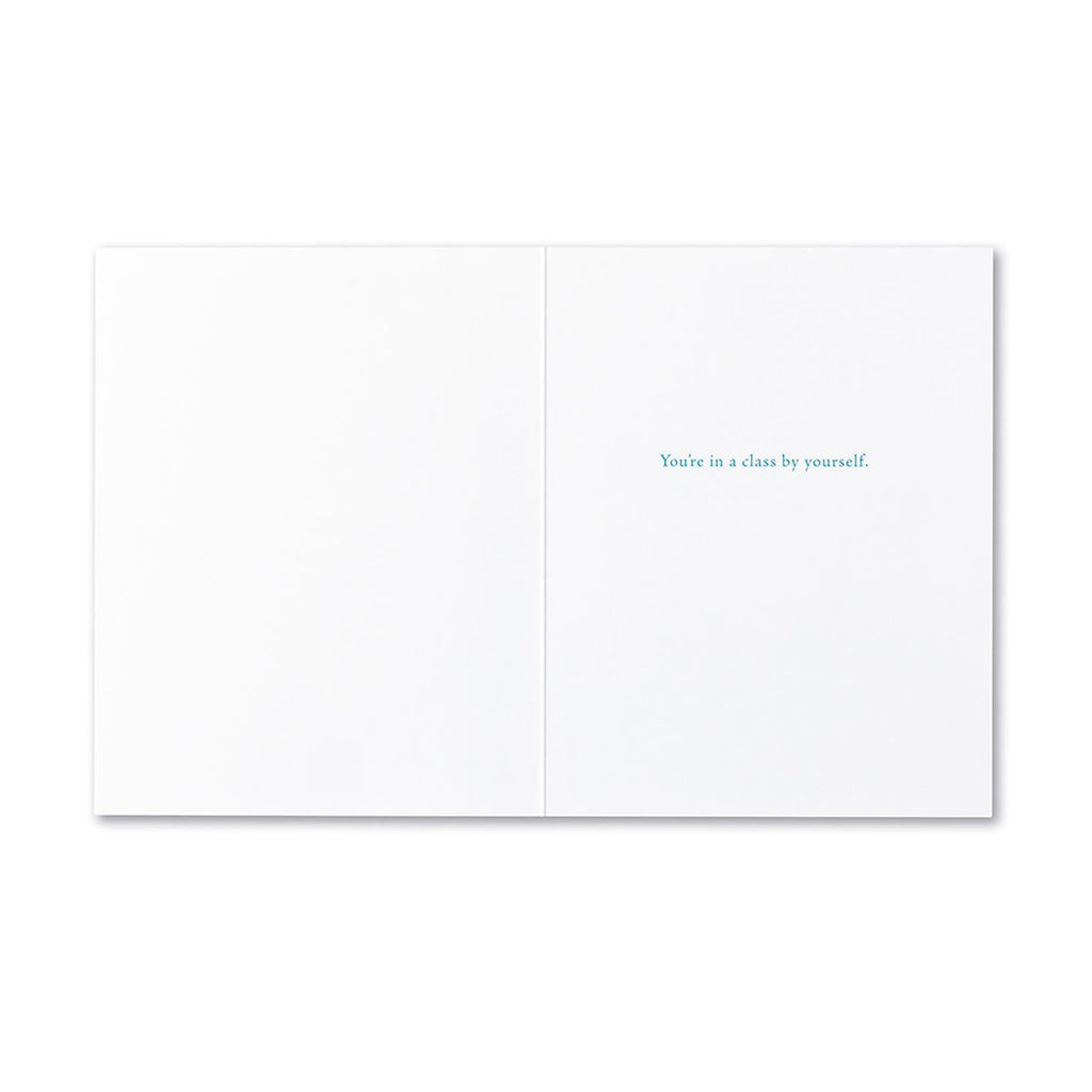 There Are Good Friends Card