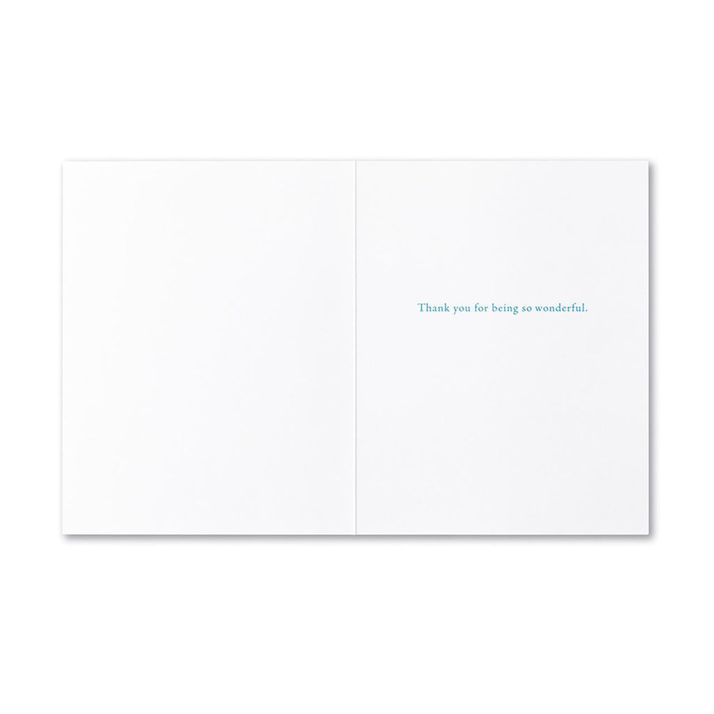 There is a Magic - Thank You Card