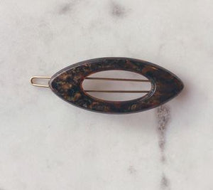 Oval Hair Barrette