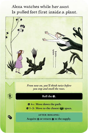 Game Escape from the Evil Garden