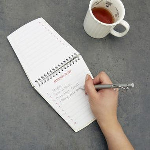 Bucketlist Notepad
