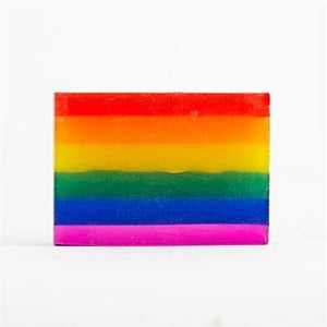 Tropical Rainbow Soap