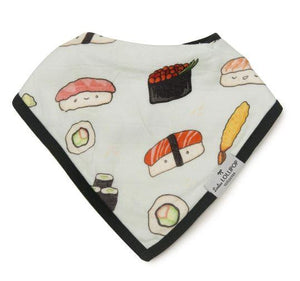 Bib Set of 2 - Sushi/Taco