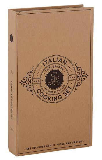 The Italian Cooking Set