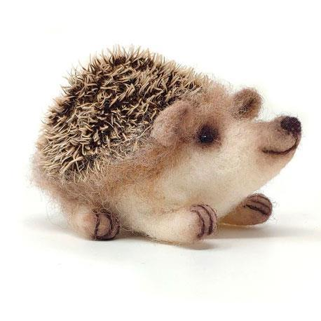 Baby Hedgehog Felting Kit
