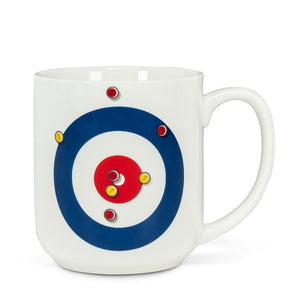 Curling Rocks Mug