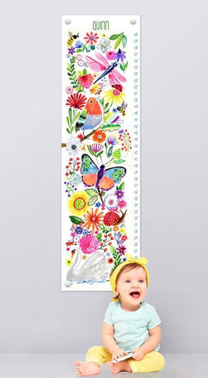 In the Garden Growth Chart