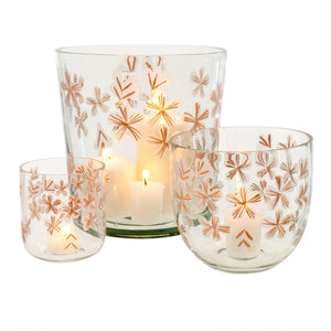 Flora Fete Candle Holder Large