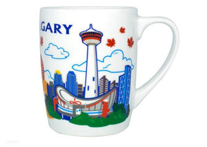 Wild Rose Country - Calgary Mug