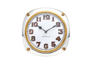 Pershing Wall Clock