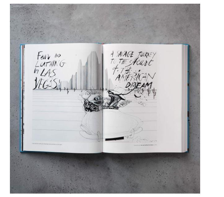 Ralph Steadman: A Life in Ink Hardcover Book