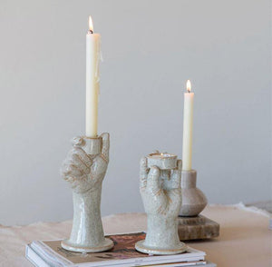 Hand Tealight Candle Holder