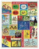 Bicycles Puzzle - 1000 Piece Puzzle
