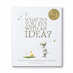 What Do You Do With An Idea? Children's Book