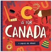 C Is For Canada Childrens Book