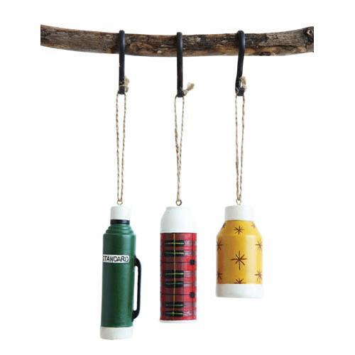 Thermos Ornaments