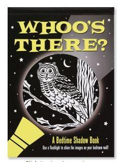 Whoo's There? - Childrens Book