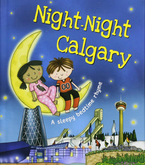 Night-Night Calgary Children's Book