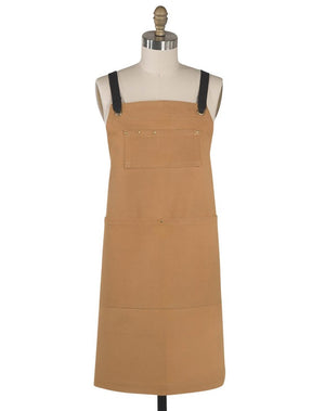 Mason Brown Apron