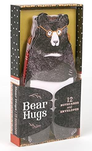 Bear Hugs Cards Set of 12