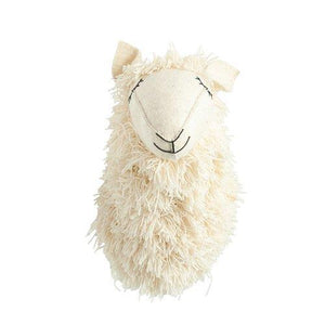 Llama Head Wall Decor