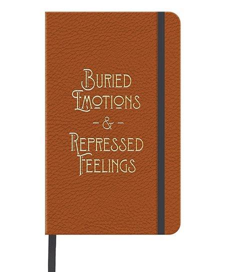 Buried Emotions & Repressed Feelings Journal