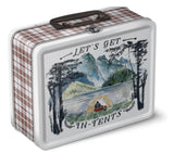 Let's Get In-Tents Lunch Box