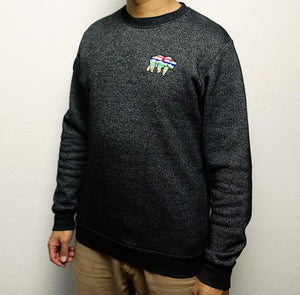 Alberta Bear Crest Sweater