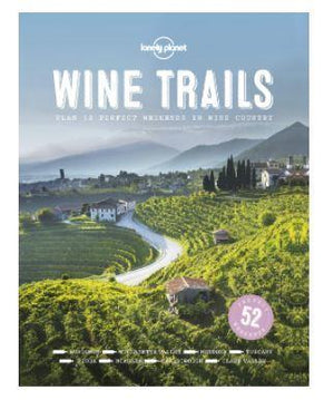 Wine Trails of the USA & Canada Book