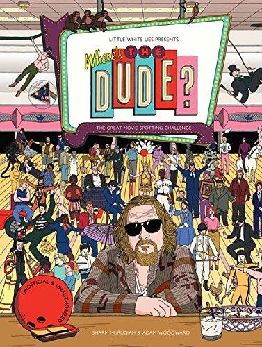 Where's The Dude? Book