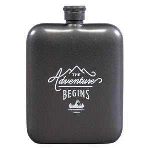 Adventure Begins Flask