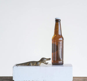 Alligator Bottle Opener