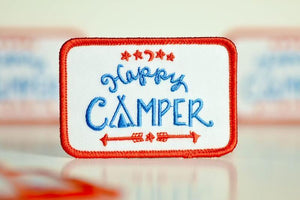 Happy Camper Patch