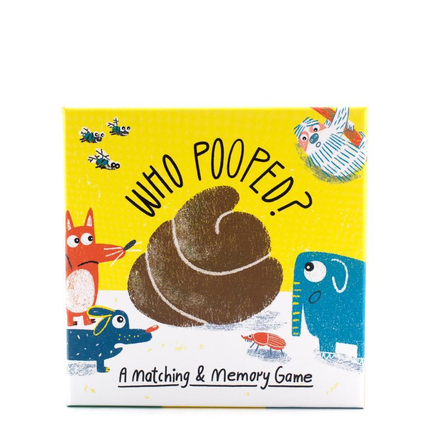 Who Pooped? Game