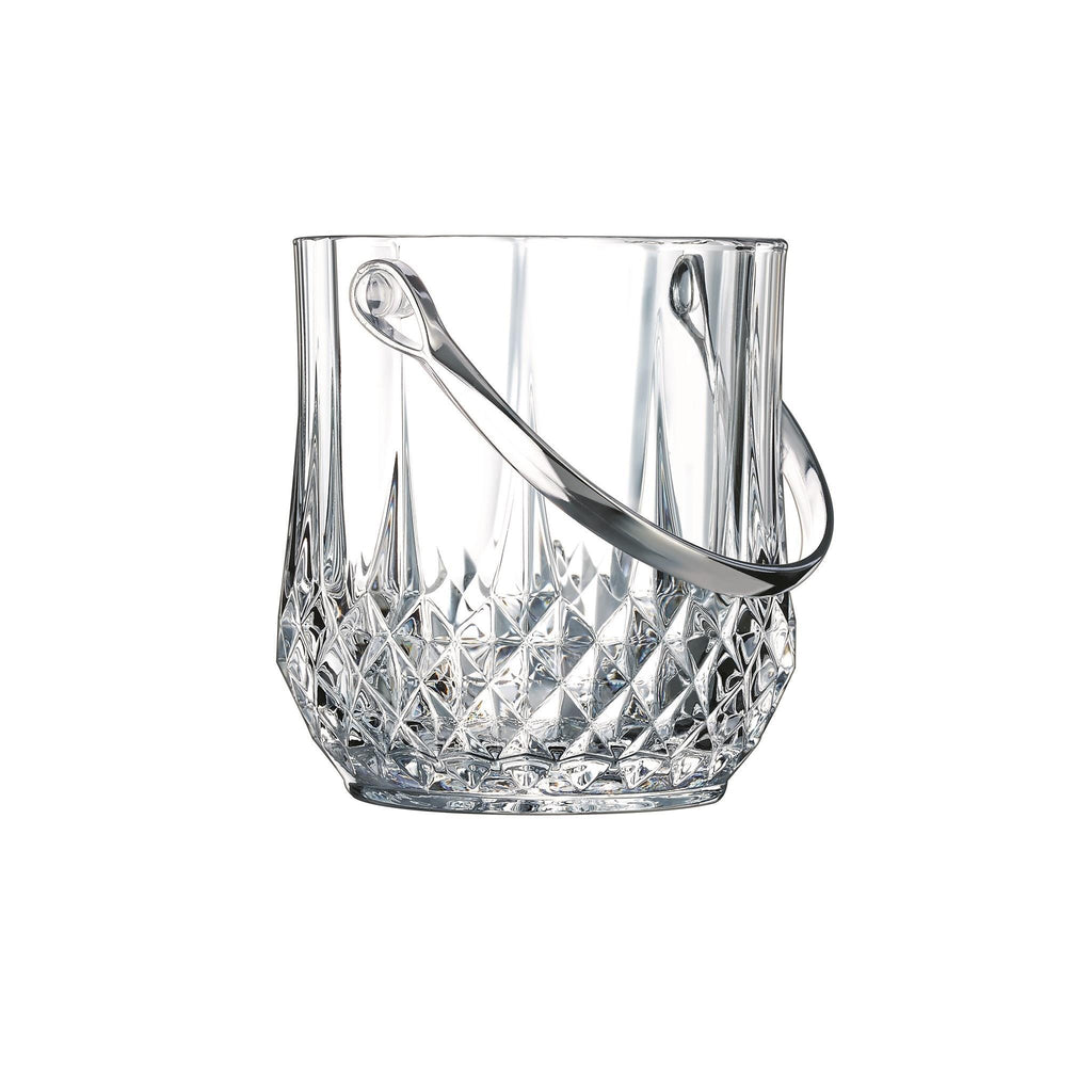 Longchamp Crystal Ice Bucket
