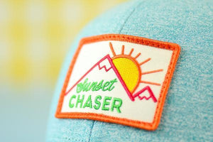Sunset Chaser Patch