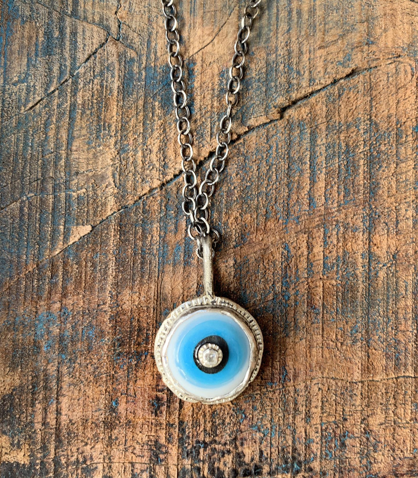Eye Of Meaning Necklace