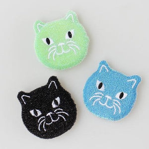 Kitty Cat Scrub Sponges