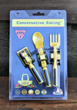 Constructive Eating Utensils