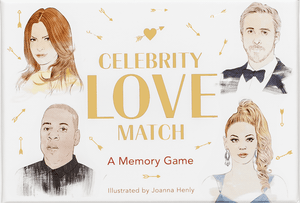 Celebrity Love Match Game